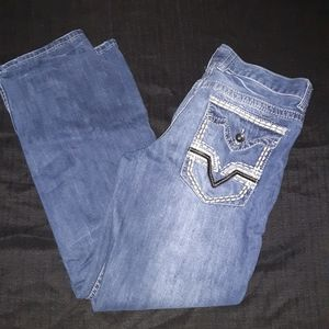 Helix straight Jeans 30 x 30